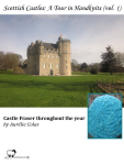Castle Fraser throughout the Year