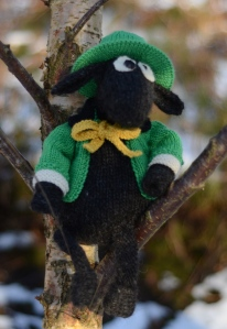 Leprechaun Sheep